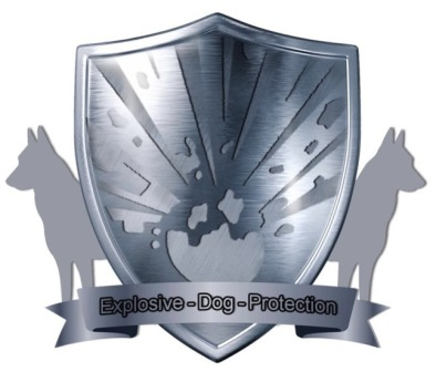 Explosive - Dog - Protection